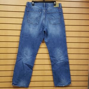 Lucky Brand 181 Relaxed Straight Jeans Siz…